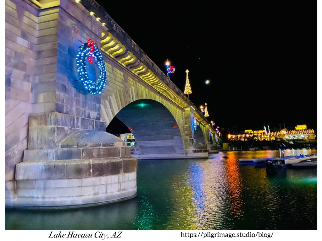 The London Bridge, Lake Havasu City, AZ